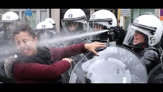Yellow Vests Facing EXTREME Brutality from Police