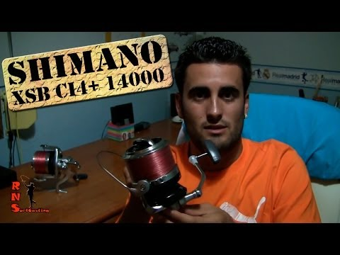 Shimano Ultegra Ci4+ 14000 XSB (Roque Navarro Surfcasting)