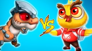 "Monster Legends - Mazmorra de Gemas ""Vanoss"" VS ""Goran"" 