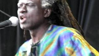 "Sierra Leone's Refugee All Stars Video - Sierra Leone's Refugee All Stars - ""Unknown Song"""