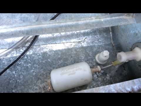 Climatizador Evaporativo Caseiro feito com Chapa galvanizada