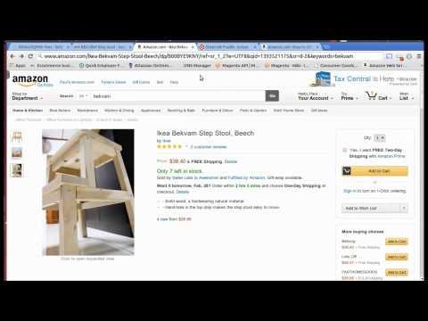 Sourcing Inventory Online: Retail Arbitrage