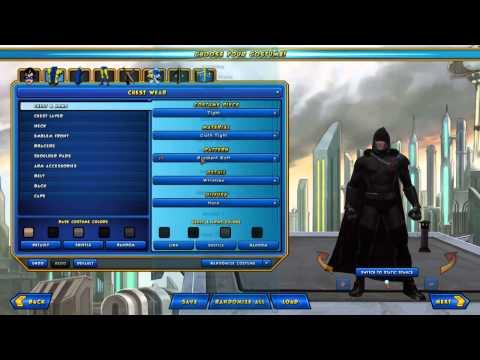DC VS Champions Online #2