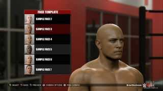 WWE 2K15 XBOX ONE My Career - Character Creation Episode 1 Walkthrough (XB1/PS4)