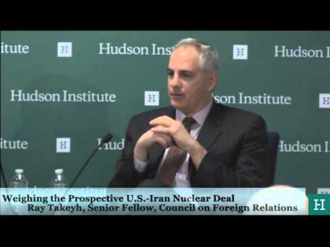 Weighing the Prospective U.S.-Iran Nuclear Deal