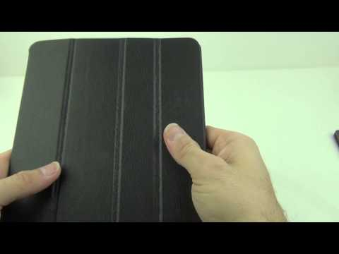 INVELLOP Leatherette iPad Air case cover