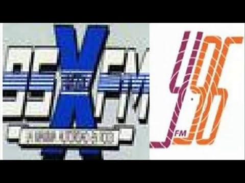 Opening de las emisoras 95X e Y96