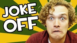 Finn Jones Celebrity Joke Off - LFCC 2014