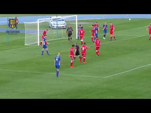 Waterford FC 0-3 Shelbourne - Irish Daily Mail FAI Cup 1st Round 11-08-2017