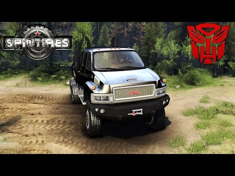 Transformers - Spintires video