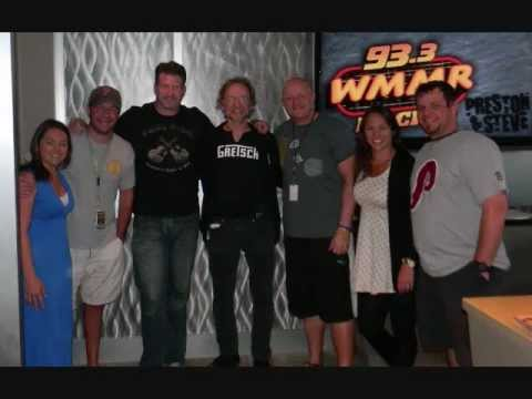 Peter Tork interview: 6/8/12, The Preston & Steve Show, 93.3 WMMR in Philadelphia (PART 1 of 2)
