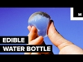 Scientists have created edible water