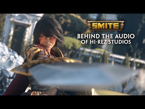 SMITE - Behind the Audio of Hi-Rez Studios