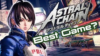 Astral Chain - 2019's Best Nintendo Game? (REVIEW)