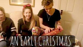 AN EARLY CHRISTMAS | Vlogmas 2014