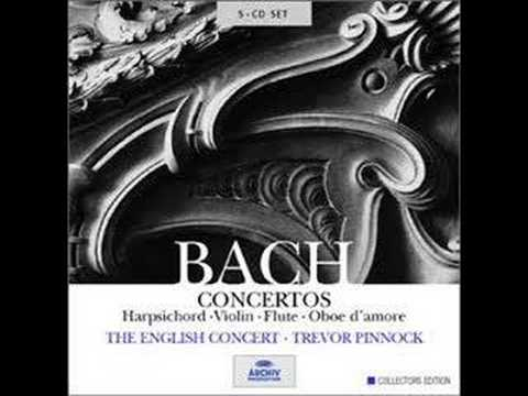 Bach - Harpsichord Concerto No.1 in D Minor BWV 1052 - 1/3