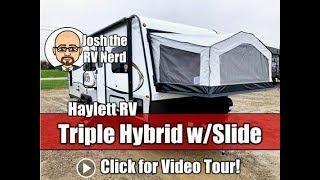2020 Rockwood Roo 233S Triple Hybrid Ultralite Travel Trailer at Haylett RV