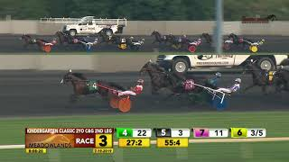 KINDERGARTEN 2YO C&G PACE 2ND LEG - RACE 3 - JULY 19, 2019