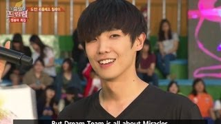 Let's Go! Dream Team II   출발드림팀 II - MBLAQ & Rhythmic Gymnasts of Sejong High! (2013.06.29)