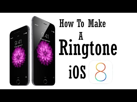 How To Make Any Song Your Ringtone On iOS 8 All iPhones 2014 New Tutorial