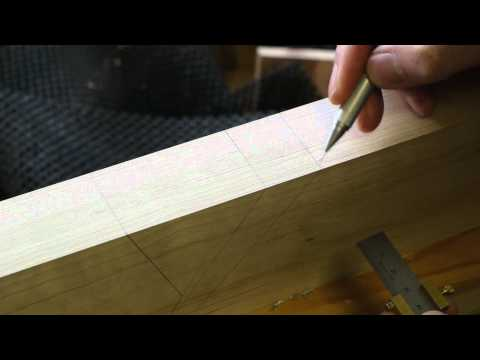 How to make a traditional style jointer plane part 2