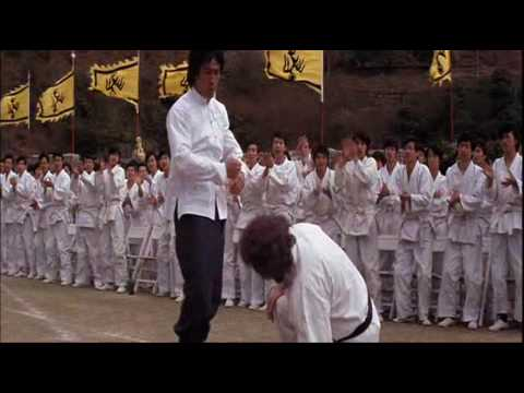 Bruce Lee vs O'hara - Enter the Dragon