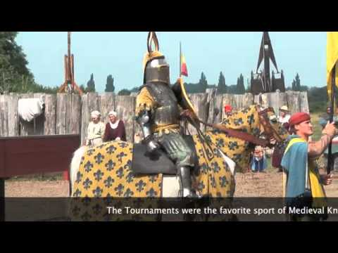 Knights Tournaments in the Middle Ages