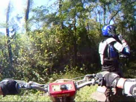 Theilman Enduro Trail Ride, Fall 2010 - Video 4