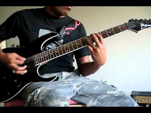 Socha Hai - Rock On (Guitar cover)
