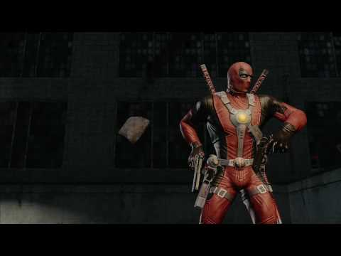 Marvel: Ultimate Alliance 2 Trailer 3