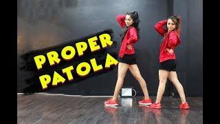 Proper Patola Dance Badshah Namaste England Arjun Parineeti Diljit Aastha