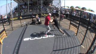 Best Of Panna Knock Out™ 2012 - Boutaka (NED) - Sean Garnier (FRA)
