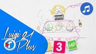 Los 3 hp - Luigi 21 Plus Ft. Nengo Flow y Ñejo [Audio]