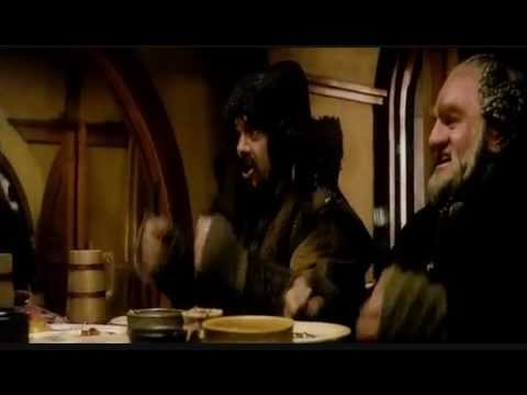 Blunt The Knives - The Hobbit (Film Fragment)