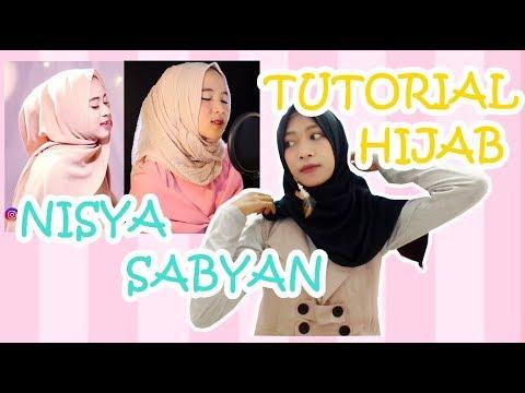 TUTORIAL HIJAB ALA NISSA SABYAN || 7 Model Hijab Nissa Sabyan Gambus Di Video Clipnya