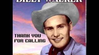 Watch Billy Walker Thank You For Calling video