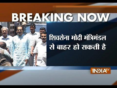 No new Shiv Sena minister, Uddhav may pull out of Narendra Modi government