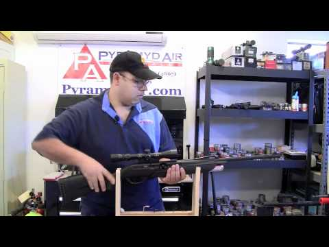 Gamo CO2 Extreme - .22 Caliber. multi-shot. CO2. hunting rifle