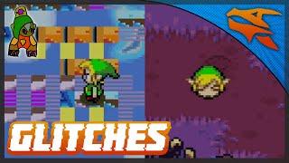 The Legend of Zelda: The Minish Cap Glitches - Glitch Please | DarkZone