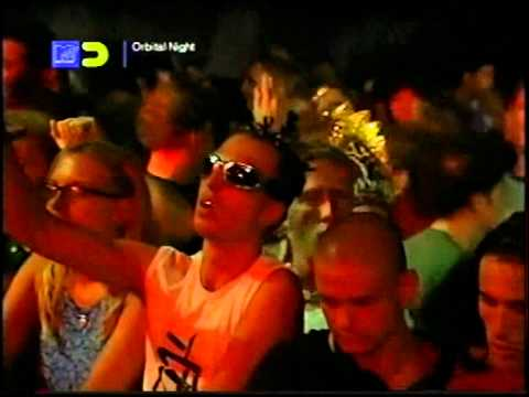 Orbital &quot;SATAN&quot; Live at Ibiza