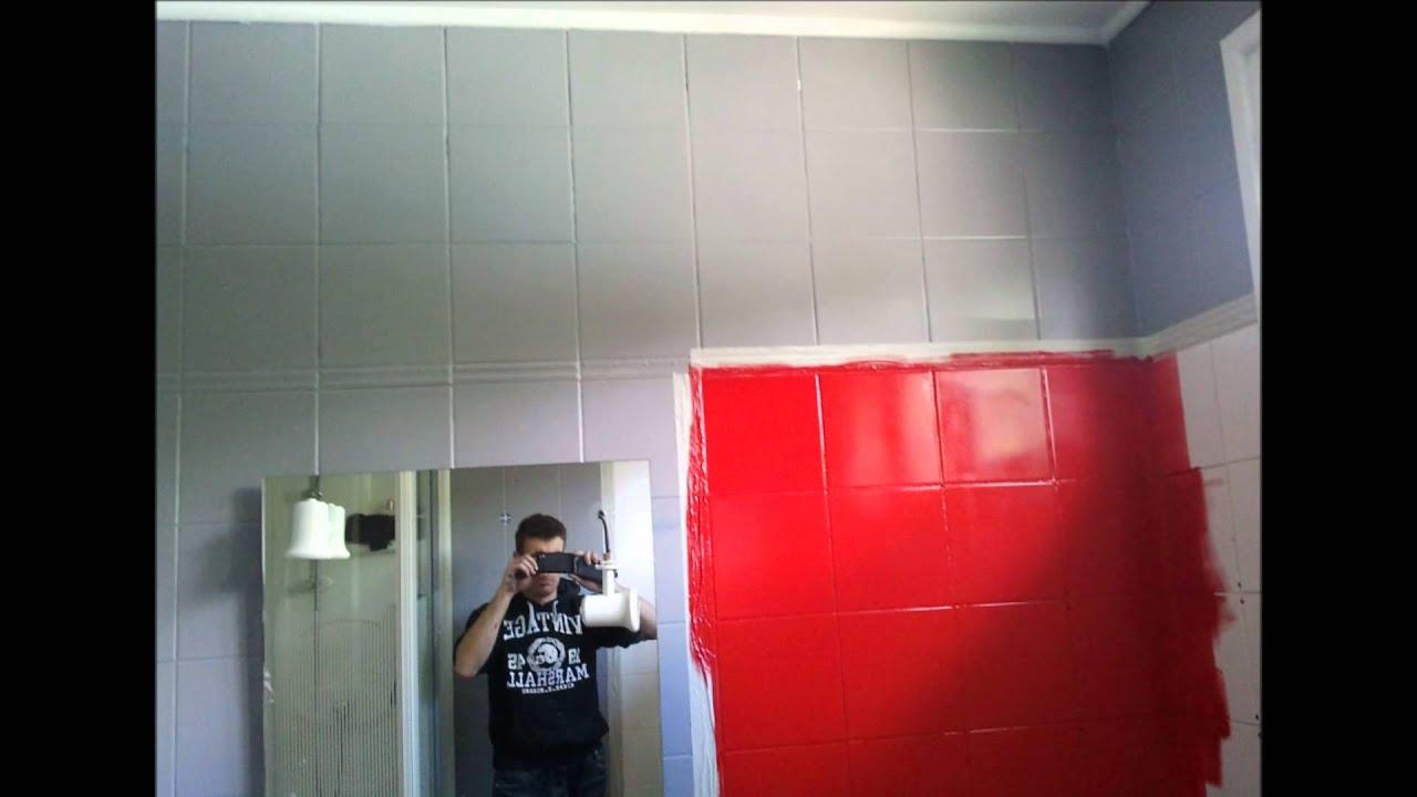 Peinture etanche salle de bain v33 for Peinture carrelage salle de bain etanche
