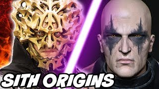 Sith Origins: BEFORE Darth Bane [FULL STORY] - Star Wars Explained