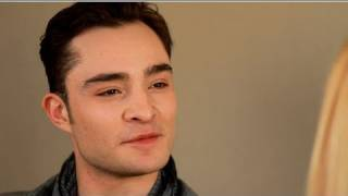 Ed Westwick on Being Different From Chuck Bass: