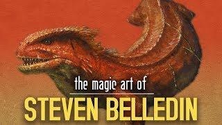 The Magic Art of Steven Belledin