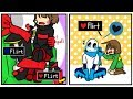 【 Undertale Animation Dubs #70 】Epic Undertale Comic dub Compilation Movie