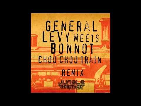 General Levy meets Bonnot - Choo choo Train Jungle Remix