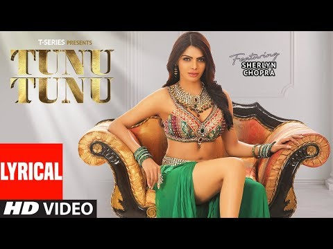 LYRICAL: Tunu Tunu Video | Sherlyn Chopra feat. Vicky & Hardik | Sukriti Kakar