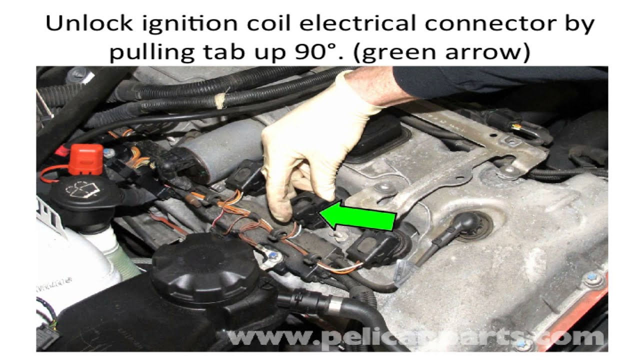 Bmw 3 Series Eccentric Shaft Position Sensor Replacement