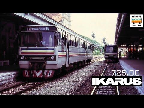Проект Легендарный Икарус. Икарус 725.00 | Legendary IKARUS. Ikarus 725.00