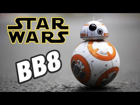 Радиоуправляемый Робот BB-8 с AliExpress Из StarWars